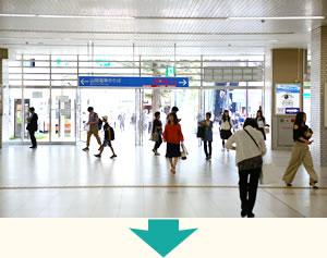 明石駅から明石市まえだ整骨院まで、バスでのアクセス写真02